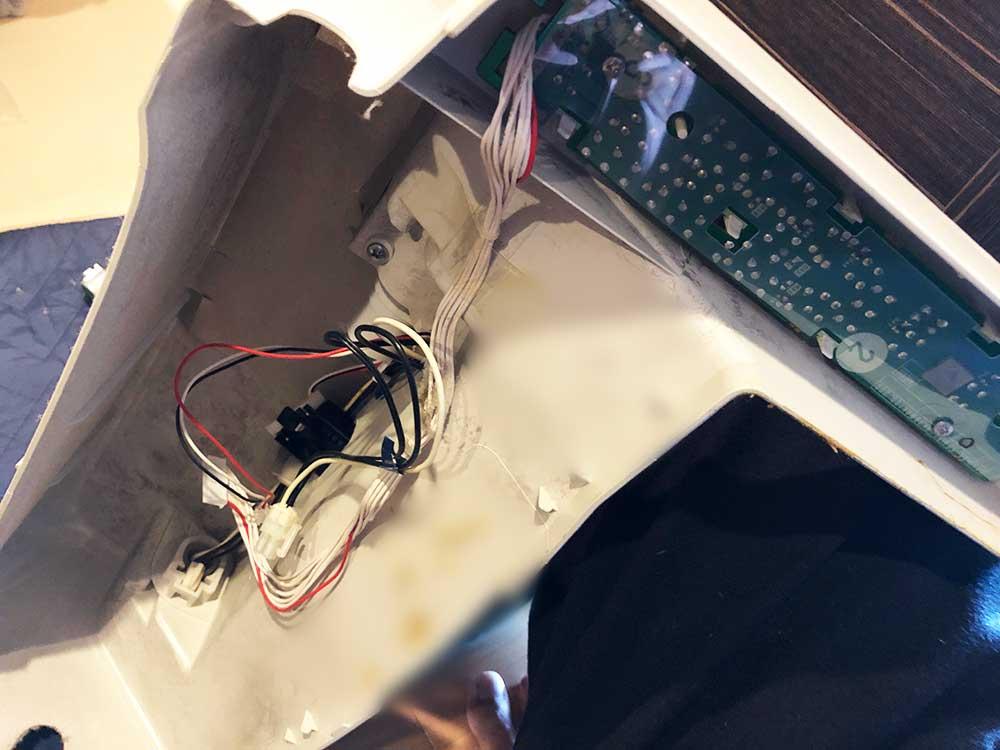 ビデ故障 ウォシュレット ノズルが出ない 交換修理レビュー