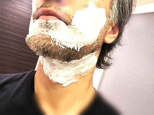 髭が濃い❗️ではこの剃り方でワイルドな男に変身しよう!