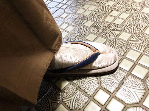 千代の松 足袋《粋でお洒落な販売》行田で大人買い