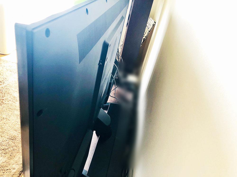 4kチューナー内蔵テレビシャープ 60型買い替えレビュー