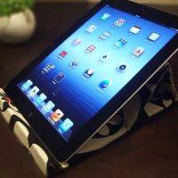 【おしゃれ!!】自作iPadスタンドの作り方《費用150円!》