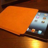 iPadケース。(買った)