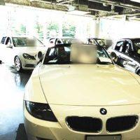 BMW特集。そして巷で噂の?「ザク仕様」を発見!その改造費を初公開!