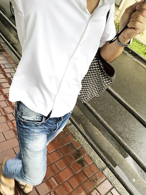 エアリズム マイクロメッシュ シームレス & ポロシャツ