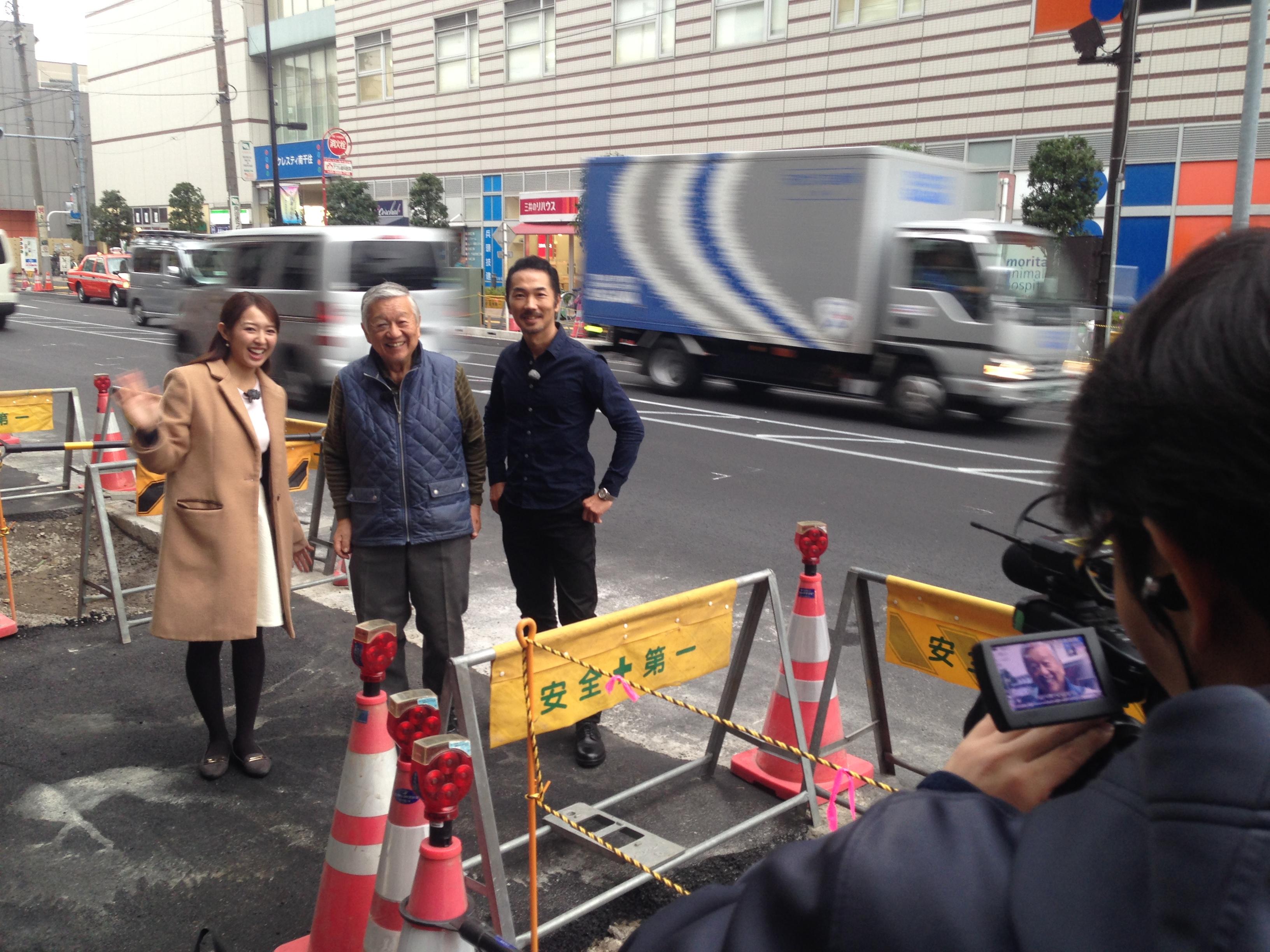 荒川ケーブルテレビ:あらまるNEXT/MC 阿部智帆/杉山六郎会長・カトリツトム